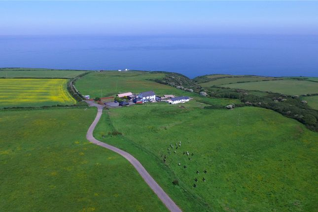 Thumbnail Detached house for sale in Nantmawr Farm, Mwnt, Mwnt, Ceredigion