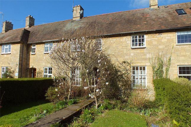 Thumbnail Terraced house for sale in Doughmeadow Cottages, Laverton, Broadway, Gloucestershire