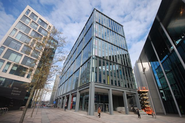 Office to let in 2 Central Square, Cardiff