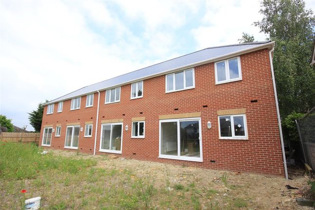 Thumbnail Semi-detached house to rent in Sea View Road, Parkstone, Poole