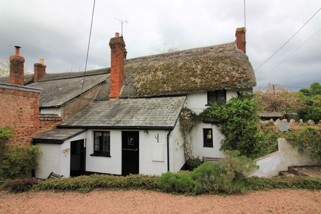Thumbnail Cottage for sale in The Green, Otterton, Budleigh Salterton