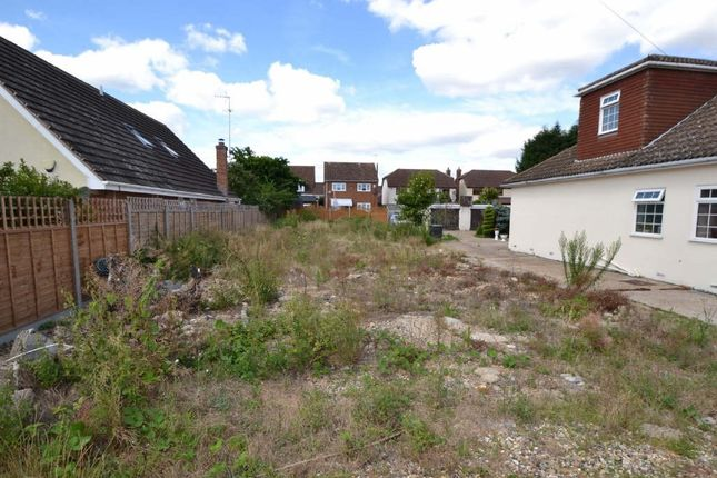 Thumbnail Land for sale in Eldon Road, Hoddesdon
