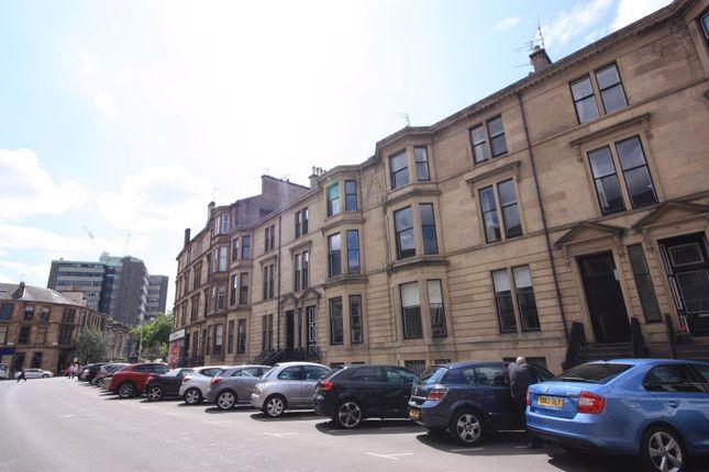 Thumbnail Flat to rent in Flat 2/1, 11 Dowanside Road