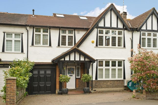 Thumbnail Semi-detached house for sale in Maple Road, Surbiton
