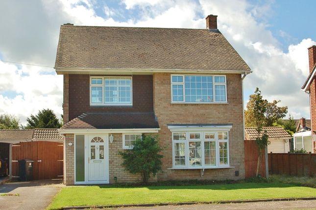 Thumbnail Detached house for sale in Bury Hall Lane, Alverstoke, Gosport