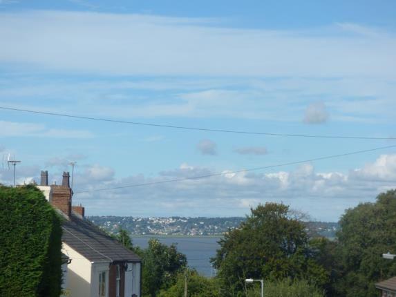 Rear Views of Summerhill, New Brighton Road, Bagillt, Flintshire CH6
