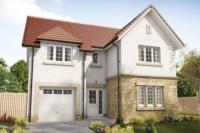 "Thumbnail Detached house for sale in ""The Colville"" at Hillview Gardens, Nivensknowe Park, Loanhead"