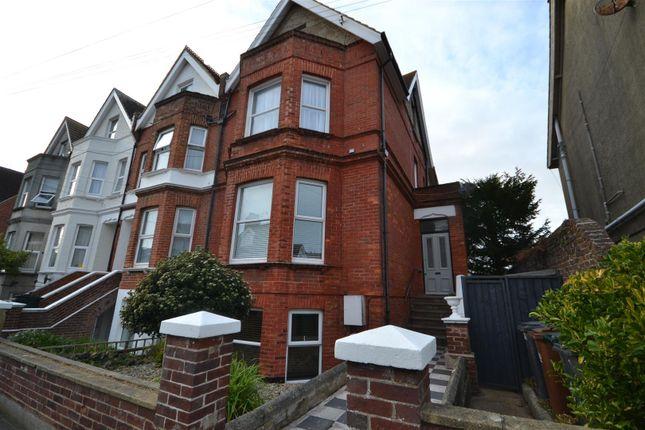 Thumbnail Maisonette for sale in Bedford Grove, Eastbourne
