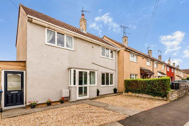 Thumbnail End terrace house for sale in Pipsmore Road, Chippenham