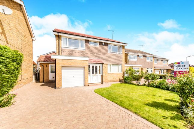 Thumbnail Detached house for sale in Westfield Road, Tickhill, Doncaster
