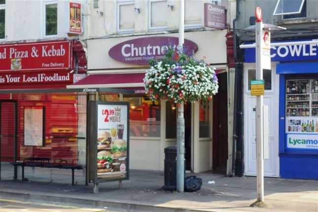 Thumbnail Restaurant/cafe to let in Cowley Road, Uxbridge, Middlesex