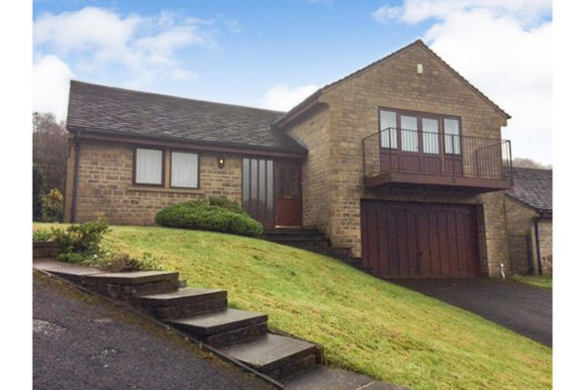 Thumbnail Detached house for sale in Summerfield Road, Todmorden