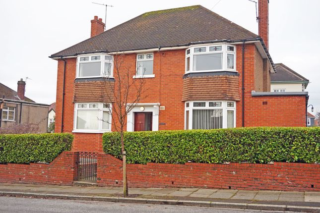 Thumbnail Detached house for sale in Earls Court Road, Penylan, Cardiff