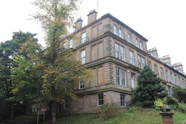 Thumbnail Flat to rent in Oakfield Avenue, Glasgow