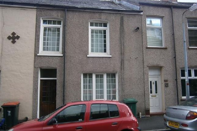 Thumbnail Terraced house to rent in Power Street, Newport, Newport.