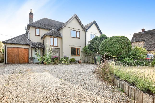 Thumbnail Semi-detached house for sale in The Croft, Marsh Baldon, Oxford