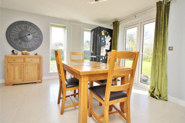 Dining Room of Loring Fields, Landkey, Barnstaple EX32
