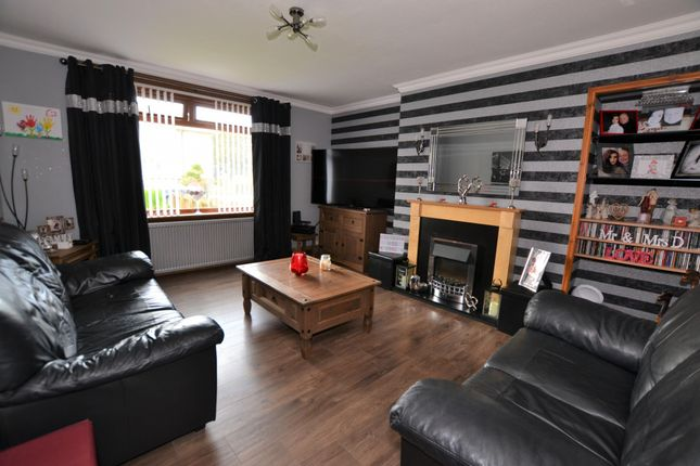 Thumbnail Flat for sale in Wilkie Crescent, Larkhall, Lanarkshire