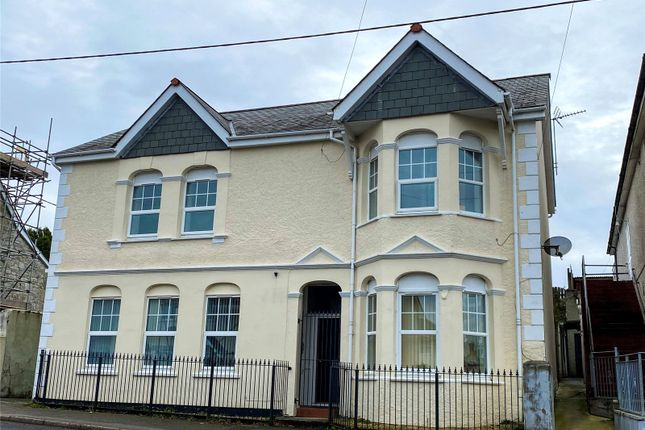 Thumbnail Flat to rent in Dolphin House, Fore Street, St Dennis, Cornwall