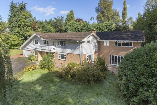 Thumbnail Detached house for sale in Cryfield Grange Road, Coventry