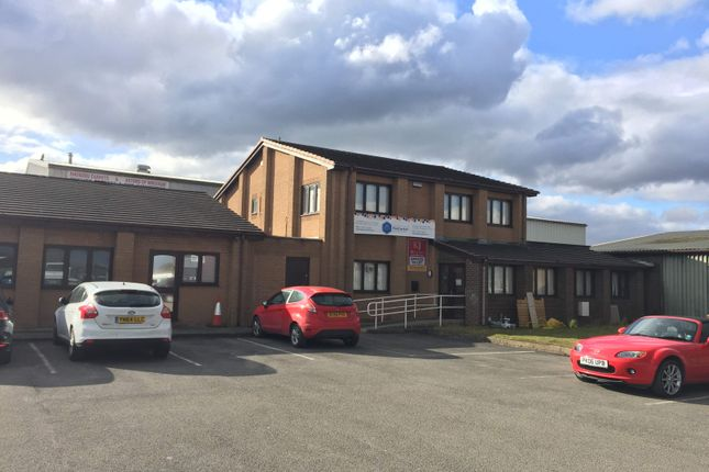 Thumbnail Office to let in Former Nibbs, Rhosddu Industrial Estate, Rhosddu, Wrexham