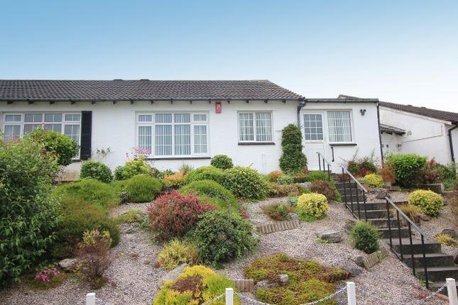 Thumbnail Semi-detached bungalow for sale in Castle View, St. Stephens, Saltash