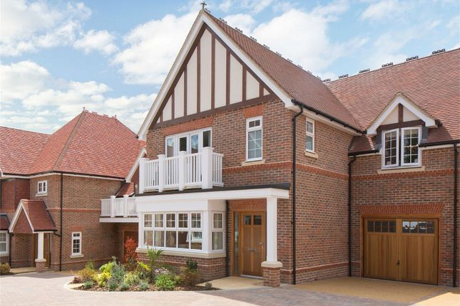 Thumbnail Semi-detached house for sale in Wilshere Park, Welwyn, Hertfordshire