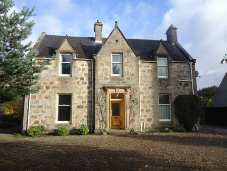 Thumbnail Detached house for sale in Queens Road, Aberlour
