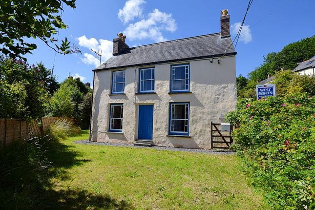 Detached house for sale in Cwmins, St. Dogmaels, Cardigan