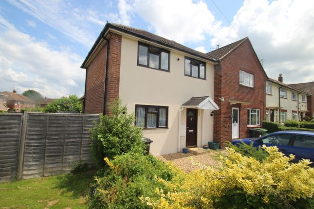 2 bed end terrace house for sale in Brummell Road, Newbury RG14