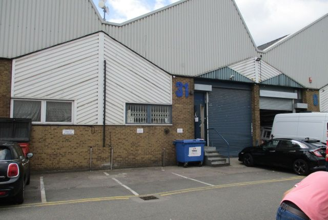 Thumbnail Light industrial for sale in Cumberland Avenue, Park Royal London