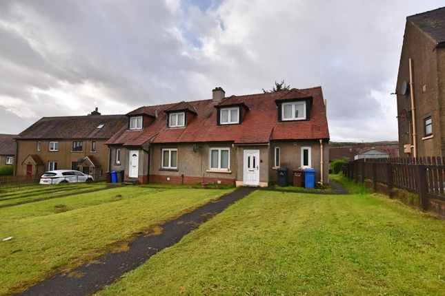 Thumbnail 2 bed semi-detached house for sale in Westmorland Road, Greenock