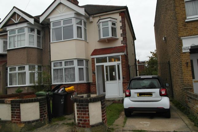 Thumbnail Semi-detached house to rent in Saville Road, Romford