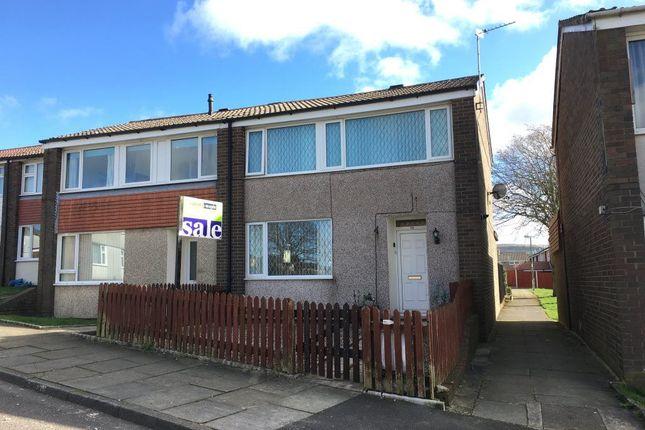 Thumbnail Semi-detached house to rent in Gloucester Avenue, Oswaldtwistle, Accrington