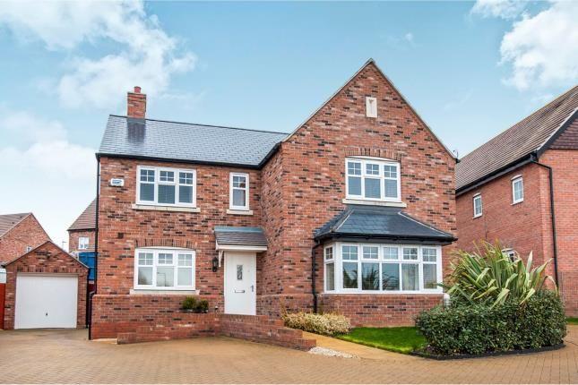 Thumbnail Detached house for sale in Badgers Way, Bishopton, Stratford Upon Avon, Warwickshire