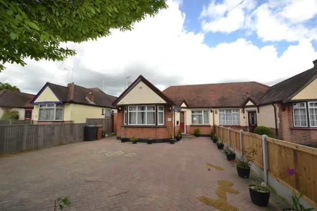 Thumbnail Bungalow for sale in Broomfield Road, Chelmsford, Essex