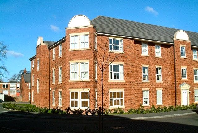 Flat for sale in Lambert Crescent, Nantwich, Cheshire