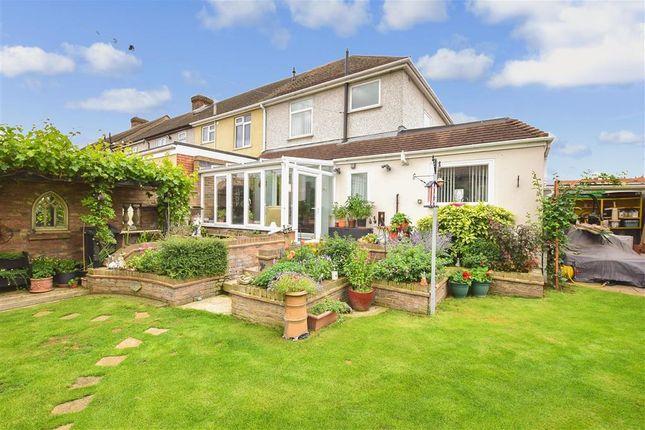 Thumbnail End terrace house for sale in Oaklands Road, Dartford, Kent