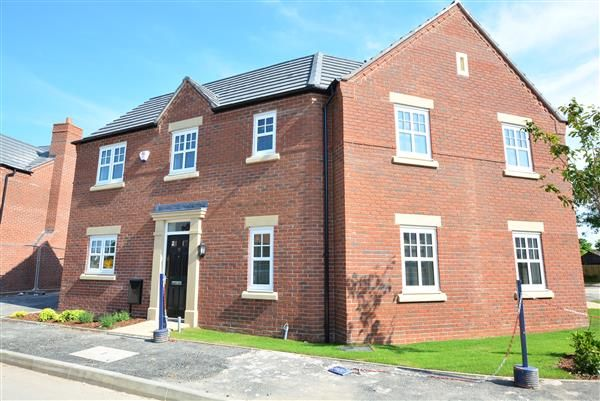 Thumbnail Semi-detached house to rent in Charter Court, Winsford