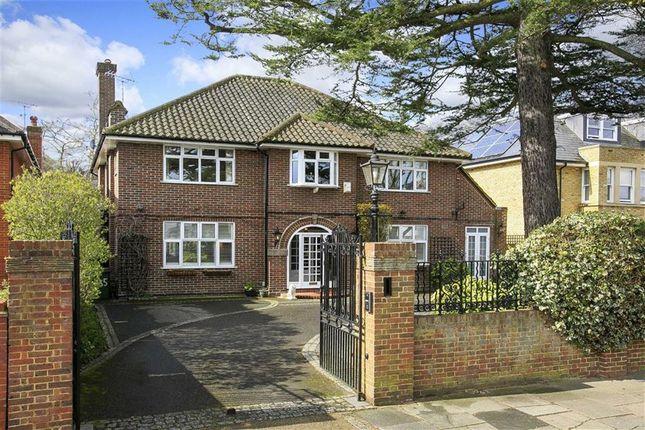 Thumbnail Detached house for sale in Fairfax Road, Teddington