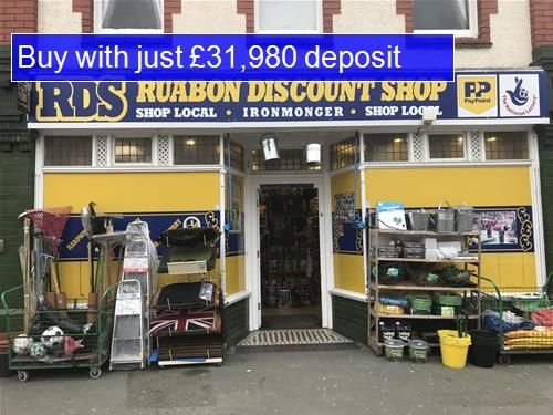 Thumbnail Retail premises for sale in LL14, Ruabon, Clwyd