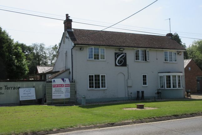 Thumbnail Restaurant/cafe for sale in Further Street, Assington