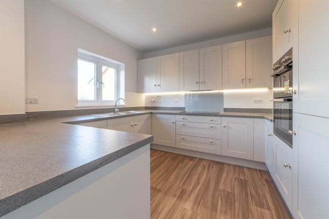 Thumbnail Detached house for sale in Off Tithebarn Lane, Pinhoe, Exeter