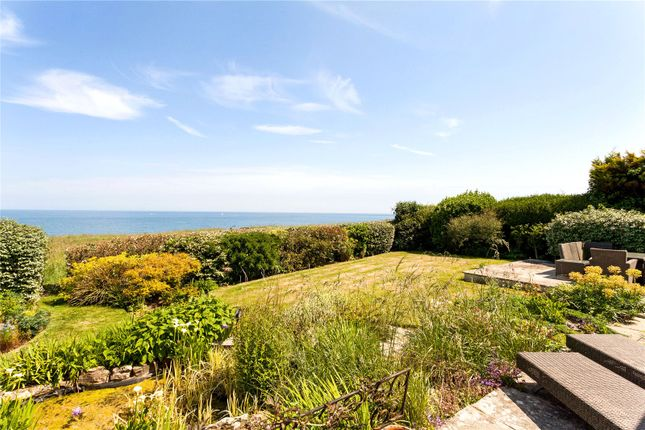 Thumbnail Detached house for sale in Ballard Estate, Swanage