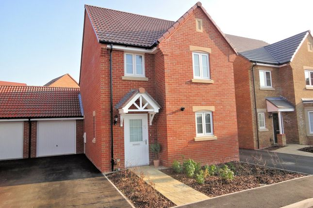 Thumbnail Link-detached house for sale in Crosstrees, Allotment Road, Sarisbury Green, Southampton