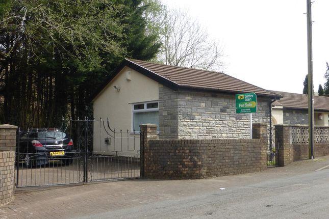 Thumbnail Detached bungalow for sale in The Avenue, Pontygwaith, Ferndale