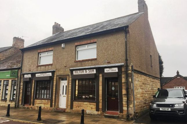 Thumbnail Commercial property for sale in 39/39A Front Street, Winlaton, Blaydon-On-Tyne