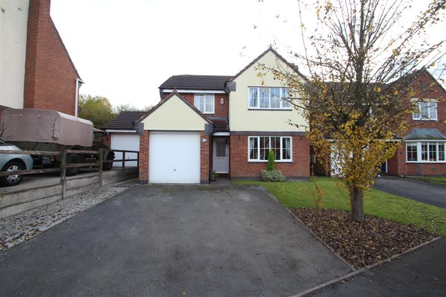 4 bed detached house for sale in Charolais Crescent, Lightwood, Stoke-On-Trent