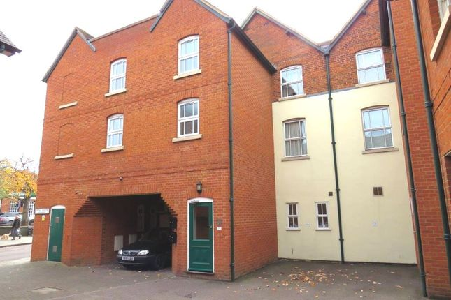 Thumbnail Flat for sale in Lower King Street, Royston