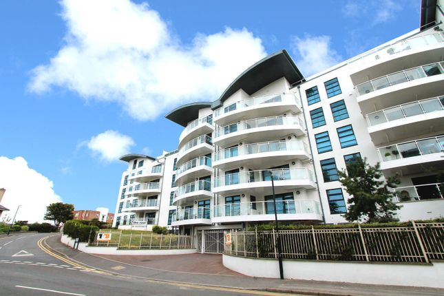 Thumbnail Flat to rent in The Reef, 16 Boscombe Spa Road, Bournemouth